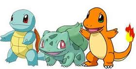 starter pokemon