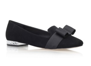My current work shoes pick would be these Molten by Carvela babies - slight Dorian Grey vibe with a touch of glam at the heels.